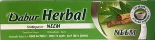 Neem Toothpaste Dabur Herbal  - 100 ml