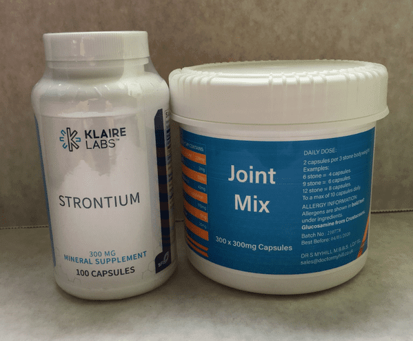 Package  - Joint Mix & Strontium