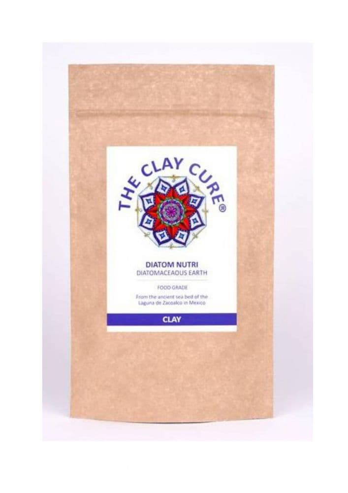The Clay Cure Food Grade Diatomaceous Earth 225g