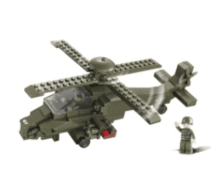 Attack Helicopter - B0298