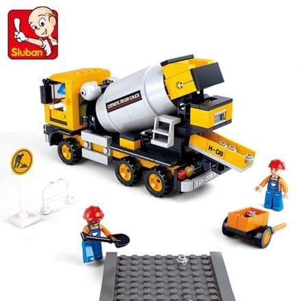 Cement Mixer Truck B0550