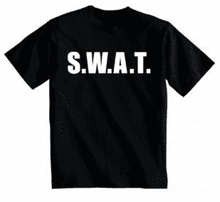Children's S.W.A.T. T-Shirt