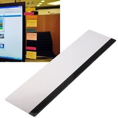 Computer Monitor Sticky Message Board