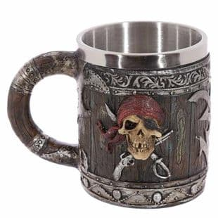 Decorative Pirate Tankard