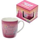 Enchanted Kingdom Princess Slogan Mug