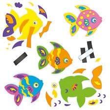 Funky Fish Magnet Kit