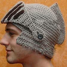 Knight / Roman Soldier Beanie Hat