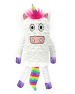 LazyOne Plush Sparkle Unicorn Critter Pet