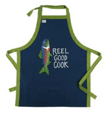 LazyOne Unisex Reel Good Cook Apron