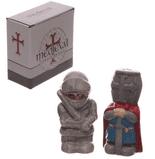 Medieval Knights Ceramic Salt & Pepper Set