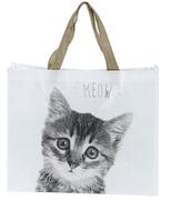 MEOW Kitten Shopping Bag