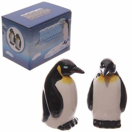 Penguin Salt And Pepper Set