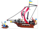 Pirate Ship - B0279