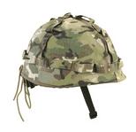 Plastic M1 Helmet with BTP Cover