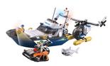 Police Boat - B0657