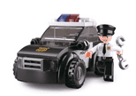 Police Patrol Car - B0638D