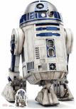 R2-D2 (The Last Jedi) Star Wars Cutout