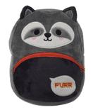 Raccoon Plush Rucksack
