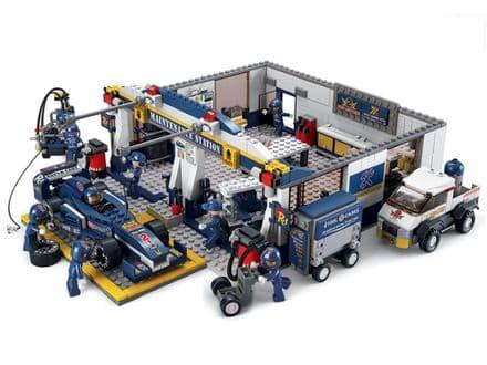 Racing Team Garage -  B0356