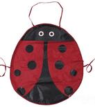 Red Ladybird Children's Apron