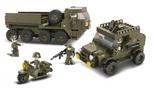Service Troops - B0307