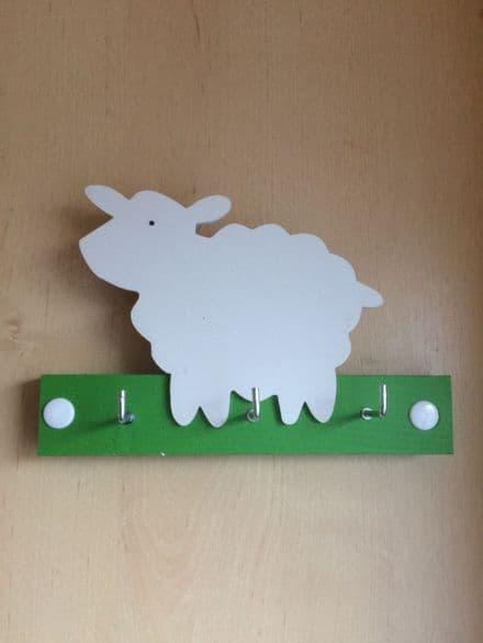 Sheep Key Rack