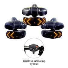 Signal Pod Bicycle Indicators V2