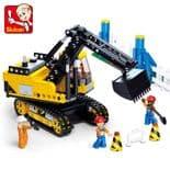 Sluban Excavator -  B0551