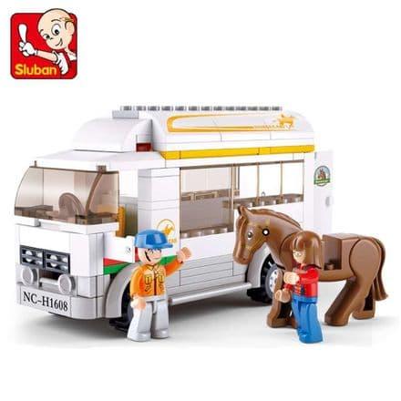Sluban Horse Truck -  B0559