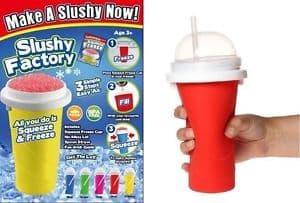 Slushy Factory Squeeze Cup Slush Maker