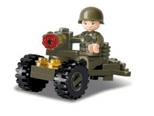 Soldier on a Gun - B0118