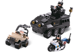 SWAT Armored Vehicle - B0655
