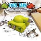 Tank Tool Multi - Tool Key Ring