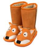 Toasty Toez Fox Unisex Slipper Boots