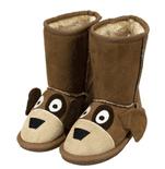 Toasty Toez Unisex Dog Slipper Boots for Children