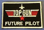 Top Gun Future Pilot Tatical Patch