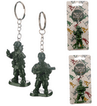 Toy Soldier Key Ring