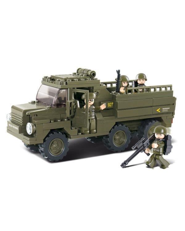 Troop Carrier Truck B0301
