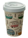 Wildwood Caravan Reusable Bamboo Travel Mug