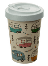 Wildwood Caravan Reusable Bamboo Travel Mug