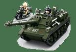 WWII Allied Tank Destroyer - B0687