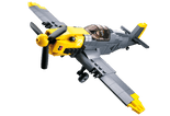 WWII German Fighter - B0692