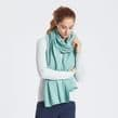 Longstone Supersoft Wrap Seafoam