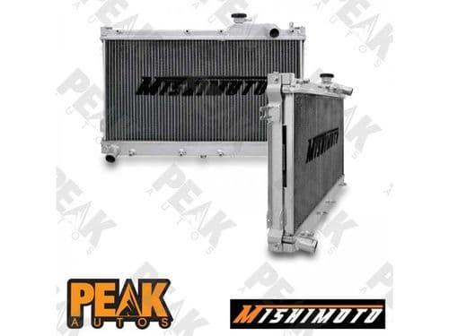 MX5 Mk1 Mishimoto Aluminium Performance Radiator 50mm Core 2 row