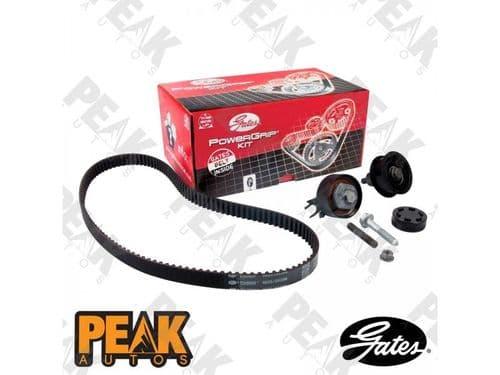 Mazda MX5 Mk1/2/2.5 1.6 1.8 Gates Powergrip Cam Timing Belt Kit Idler + Tensioner
