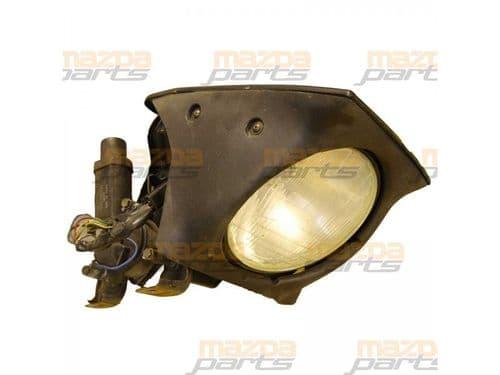 Mx5 Mk1 1.6 1.8 Front Right Head Light Assembly black