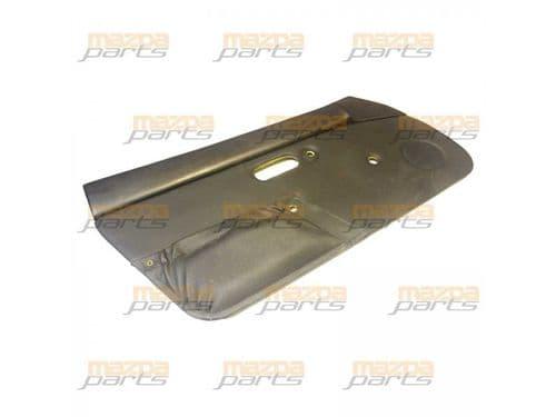 Mx5 Mk1 - Right Drivers Black MANUAL Door Card w/pocket