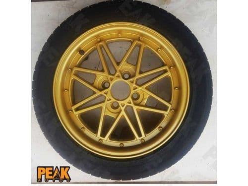 "Rota Flashback 15"" x 7.5J 4 x Alloy Wheels + Toyo Proxes T1-R 195/50/15"