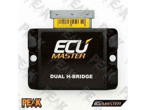 ECU Master Dual H-Bridge 30A for ITB, DC motor