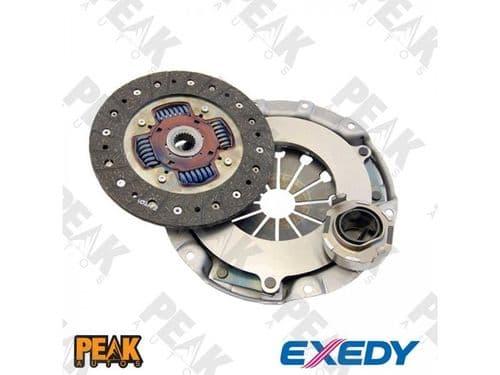 Exedy Clutch Kit 2.0 225mm FJK2007 92-00 fits Subaru Impreza GC Classic